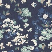 Art Gallery Fabrics The Denim Studio Collection Painterly Wash Chambray Denim Fabric  Blue