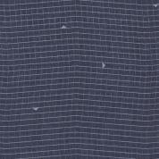 Art Gallery Fabrics The Denim Studio Collection Bombazine Inspired Chambray Denim Fabric  Blue