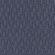 Art Gallery Fabrics The Denim Studio Collection Casted Loops Chambray Denim Fabric  Blue