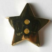 Dill Star Plastic Buttons