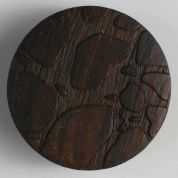 Dill Round Wood Buttons