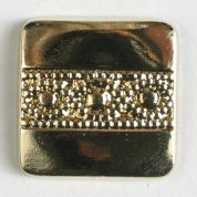 Dill Square Metal Buttons