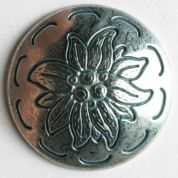 Dill Round Metal Buttons