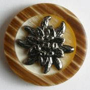 Dill Round Shank Buttons