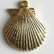 Dill Metal Charms  Gold