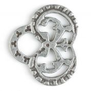 Dill Metal Fasteners  Silver