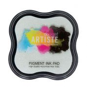DoCrafts Embossing Artiste Pigment Ink Pad  Clear