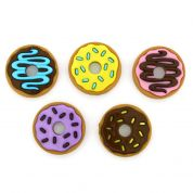 Dress It Up Donut Party Buttons
