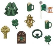Dress It Up Shaped Novelty Button & Embellishment Packs Ireland