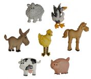 Dress It Up Shaped Novelty Buttons Funny Farm