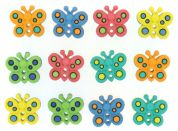 Dress It Up Shaped Novelty Buttons Butterflies