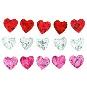 Dress It Up Shaped Novelty Buttons Hearts Desire