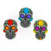 Dress It Up Sugar Skulls Buttons