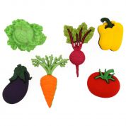 Dress It Up Fresh Produce Buttons