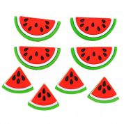 Dress It Up Watermelons Buttons