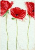 Design Works Counted Cross Stitch Kit Flamenco Poppies