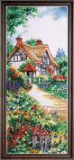 Design Works Counted Cross Stitch Kit Thatched Cottage