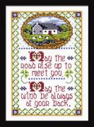 Design Works Counted Cross Stitch Kit Blessing