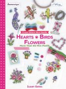 DMC Hearts, Birds & Flowers Mini Motifs Cross Stitch Pattern Book