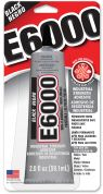 E6000 General Purpose Glue  Black