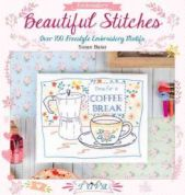 DMC Beautiful Stitches Embroidery Book