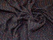Textured Boucle Tweed Heavy Suiting Dress Fabric