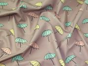 Fleece Back Soft Shell Fabric