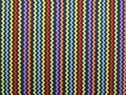 Pure Cotton Fabric  Multicoloured