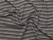 Rayon Jersey Knit Fabric  Taupe Brown