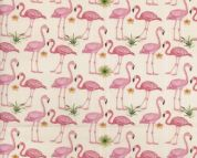 Disney Cotton Fabric  Pink