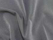 Plain Polyester & Viscose Stretch Suiting Dress Fabric  Grey