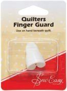 Sew Easy Quilters Plastic Finger Guard