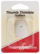 Sew Easy Quilters Thumb Thimble