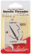 Sew Easy Dual Size Automatic Needle Threader