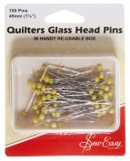Sew Easy Quilting Pins 45mm