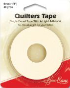 6mm Sew Easy Quilters Tape 27m