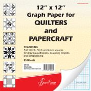 Sew Easy Quilters Graph Paper Pad