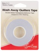 8mm Sew Easy Wash Away Quilters Tape 10m