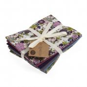 Sew Easy Fat Quarter Fabric Bundle  Berry Floral