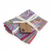 Sew Easy Fat Quarter Fabric Bundle  Summer Paisley
