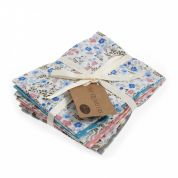 Sew Easy Fat Quarter Fabric Bundle  Ditsy Butterfly
