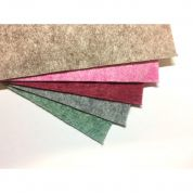 Heathered Felt Fabric Pack