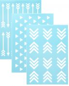 Simplicity Tribal Design Stencils