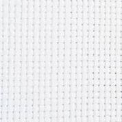 14 HPI Cross Stitch Aida Fabric  White