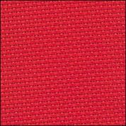 14 HPI Cross Stitch Aida Fabric  Red