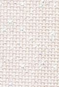 14 HPI Iridescent Cross Stitch Aida Fabric  Pink