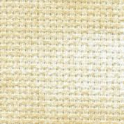 14 Count Marble Cross Stitch Aida Fabric  Gold