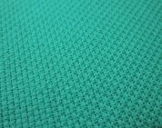 14 Count Cross Stitch Aida Fabric  Dark Green