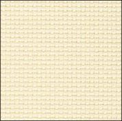 14 HPI Cross Stitch Aida Fabric  Ecru Cream