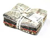 Free Spirit Tim Holtz Eclectic Elements Fat Quarter Collection